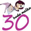 Majica-HUDA-MAČKA-30-let