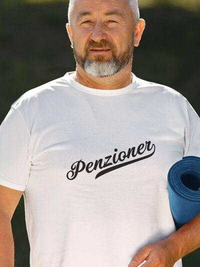 majica penzioner