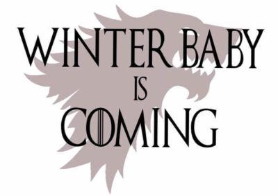 smesna-majica-za-nosecnice-winter-baby