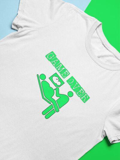 zabavna majica game over