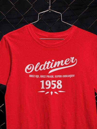 majica oldtimer letnica po izbiri