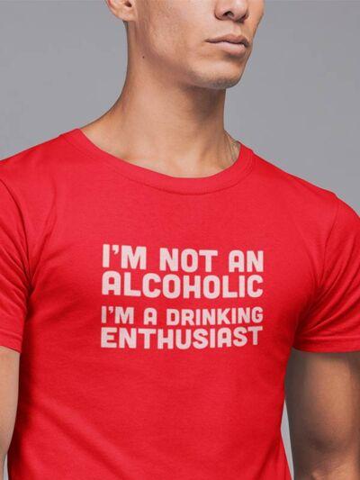 drinking enthusiast