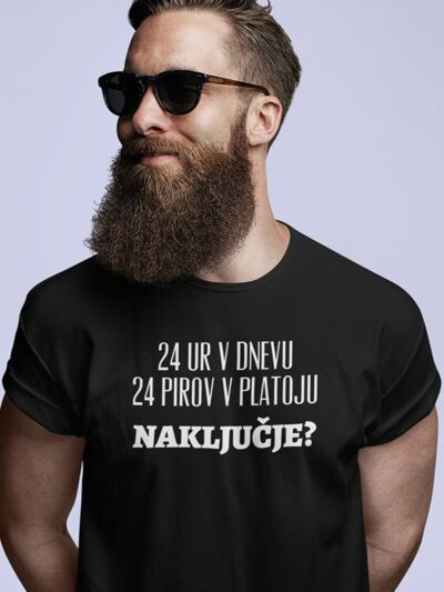 pivska majica 24 pirov