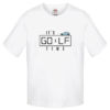 otroška-majica-it's-golf-time