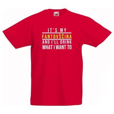Zabavna-Majica-Moja-fantovscina
