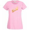 Smesna majica za dekliscino Just drunk