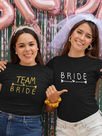 bride team bride dekliscina majica