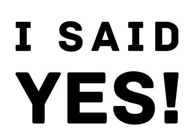 Majica-za-dekliščino-I-said-yes