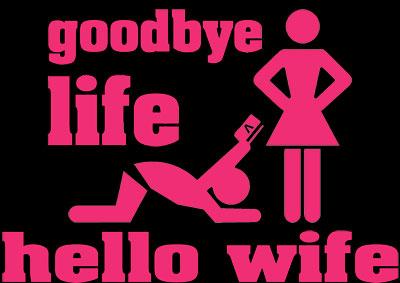 Majica-za-fantovščino-goodbye-life-hello-wife