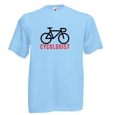 Smešna-kolesarska-majica-Cycologist