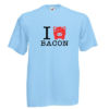 I-love-bacon-smešna-majica