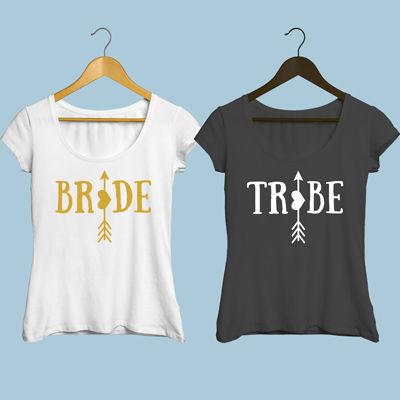 Majica-za-dekliščino-Bride-Tribe