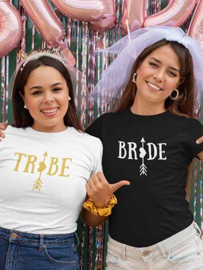 majica za dekliščino bride tribe