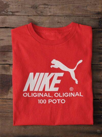 smesna majica original 100 posto