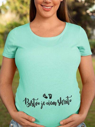 nosecniska majica bistvo je