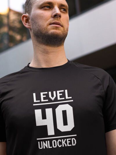 level 40 let unlocked
