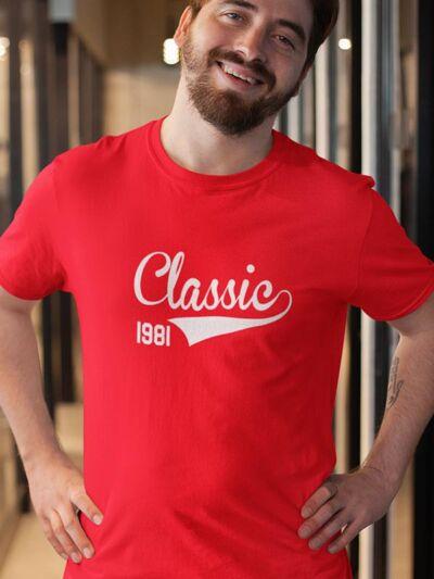 majica classic letnica po zelji