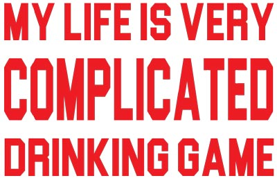 pivska-majica-complicated-drinking-game