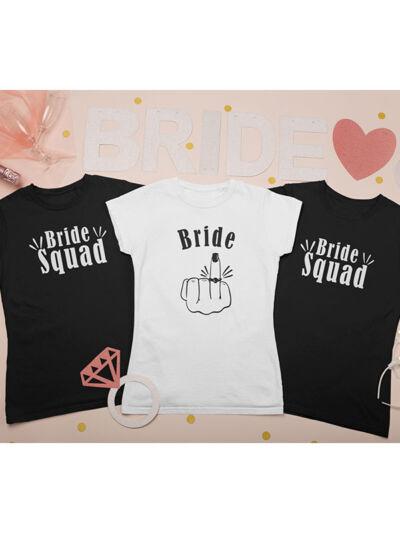 bride bride squad dekliščina