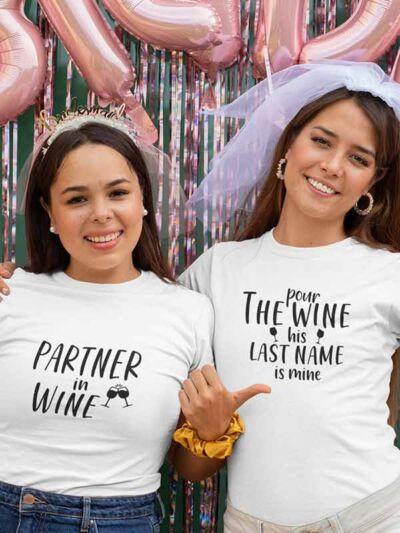 dekliscina pour the wine partner in wine