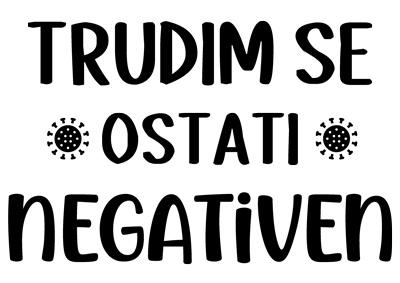 Ostani-negativen