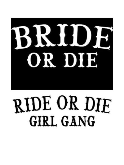 bride-girl-gang