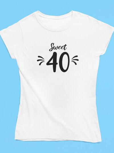 sweet 40 let