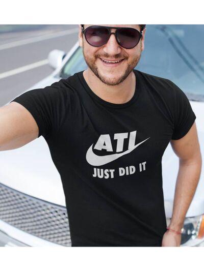 majica za očeta ati just did it