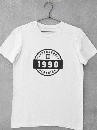 majica za rojstni dan legendarni letnik dvojčka