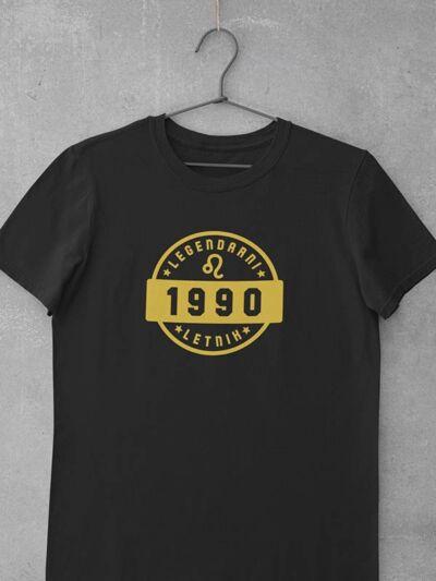 majice za rojstni dan legendarni letnik lev 30 let