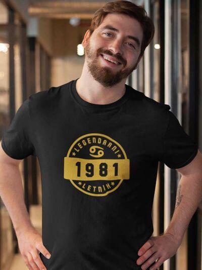 majice za rojstni dan legendarni letnik rak 30 let
