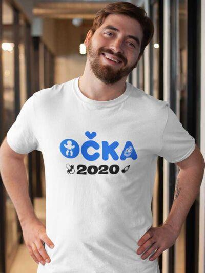 zabavna majica očka