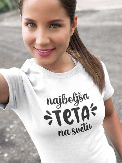 majica za tete najboljsa teta na svetu