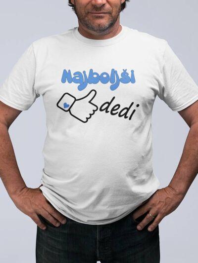 smesna majica najboljsi dedi
