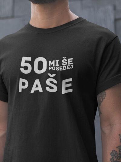 50 mi se posebej pase majica za rojstni dan