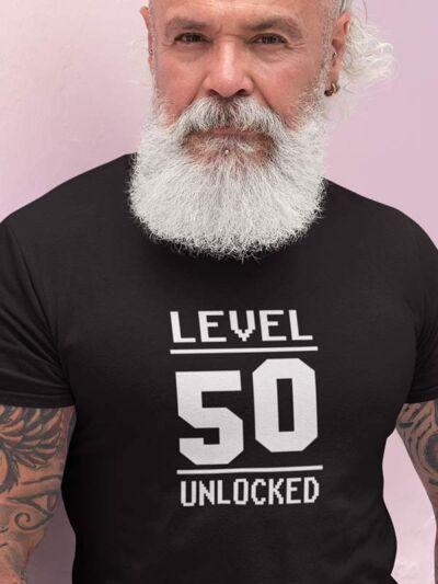 50 rojstni dan level unlocked