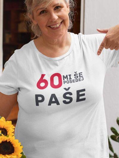 60 let mi še posebej paše