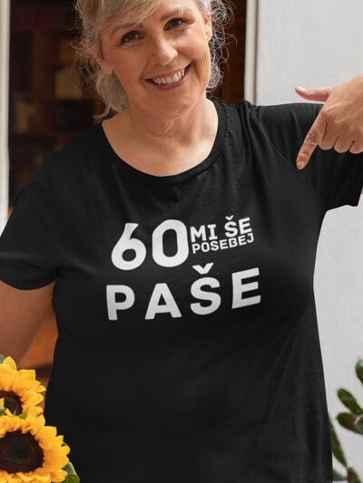 60 let mi paše