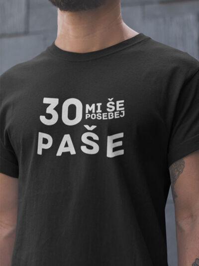 majica 30 mi še posebej paše
