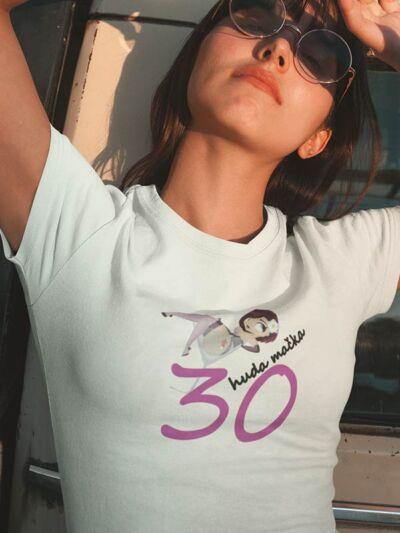 majica huda macka za 30 let