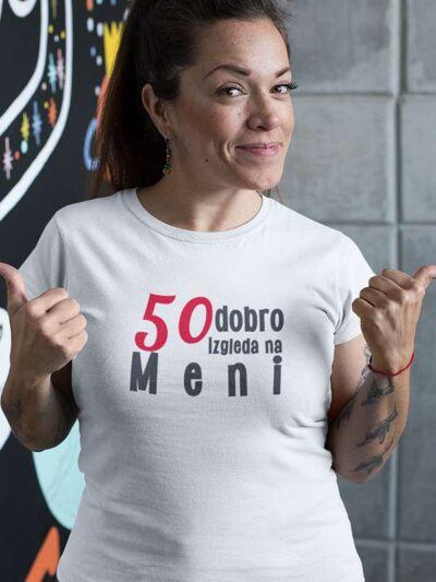 majica za 50 rojstni dan dobro izgleda