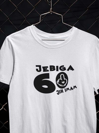 majica za 60 let jebiga